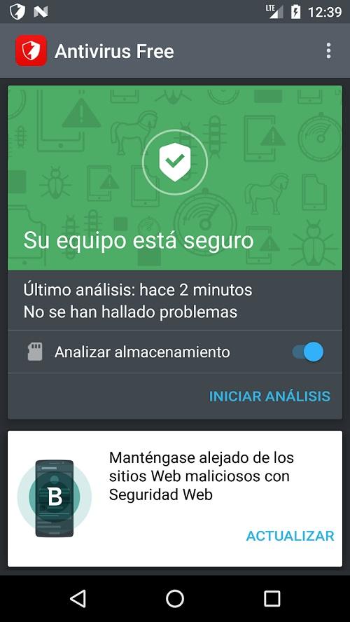 Bitdefender antivirus gratis android